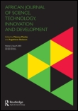 African Journal of Science, Technology, Innovation and Development