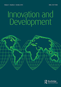 Innovation and Development Special Issue Open Access